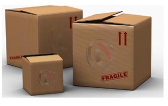 Emballage Colis - zone accro