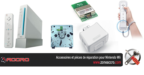 acceessoires-pieces-reparation-console-nintendo-wii