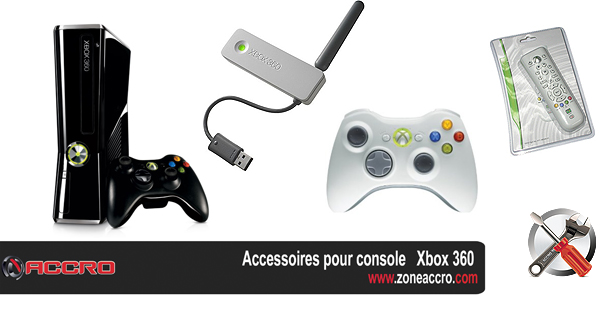 accessoires-console-xbox-360