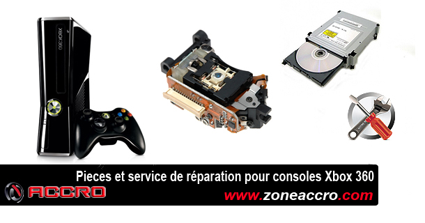 pieces-reparation-console-xbox-360-microsoft