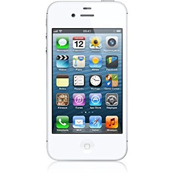 iPhone 4 - usagé - Unlock - 8 gb
