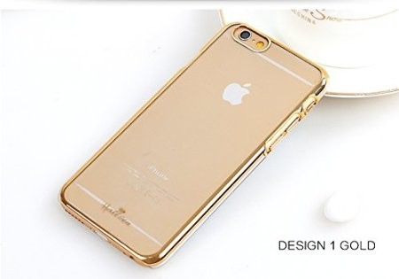 PROTECTEUR - ÉTUI - OR - BASEUS - SHINING CASE - IPHONE 6 / 6S