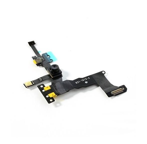 Nappe Capteur de Proximité, Caméra Avant, Micro d'ambiance Pour iPhone 5s