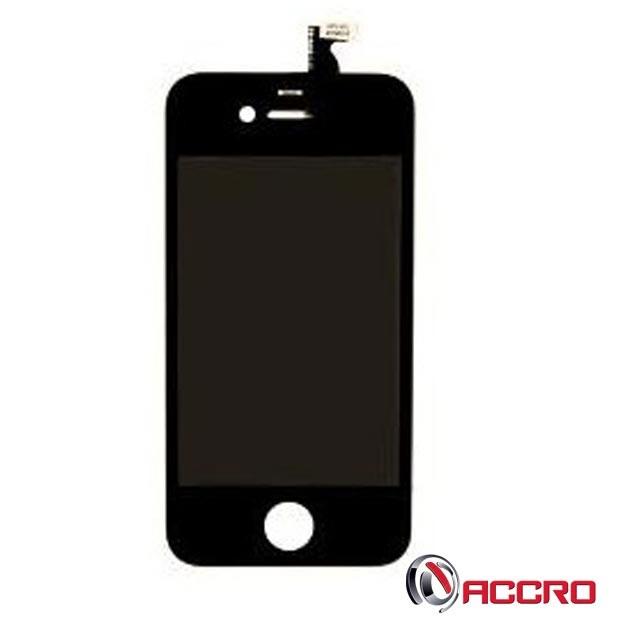 Écran - LCD + Vitre tactile - iPhone 4 (Noir)