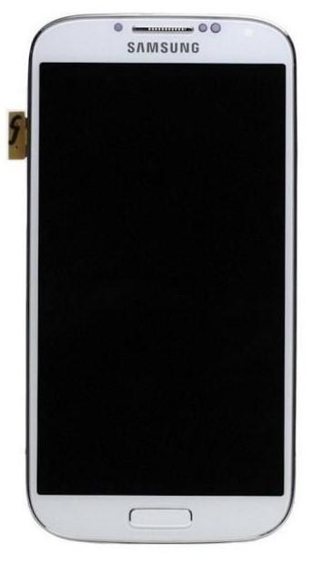 ÉCRAN - LCD + VITRE TACTILE | Samsung Galaxy S4 (BLANC)