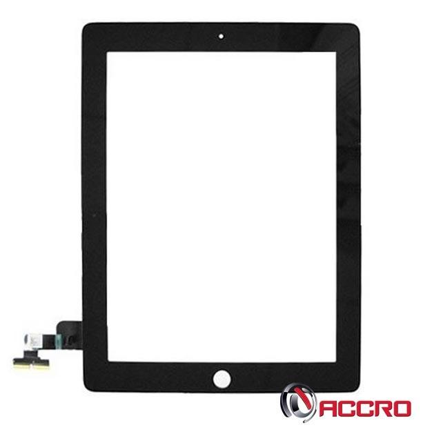 Vitre Tactile Digitizer pour iPad 2 Apple Noir