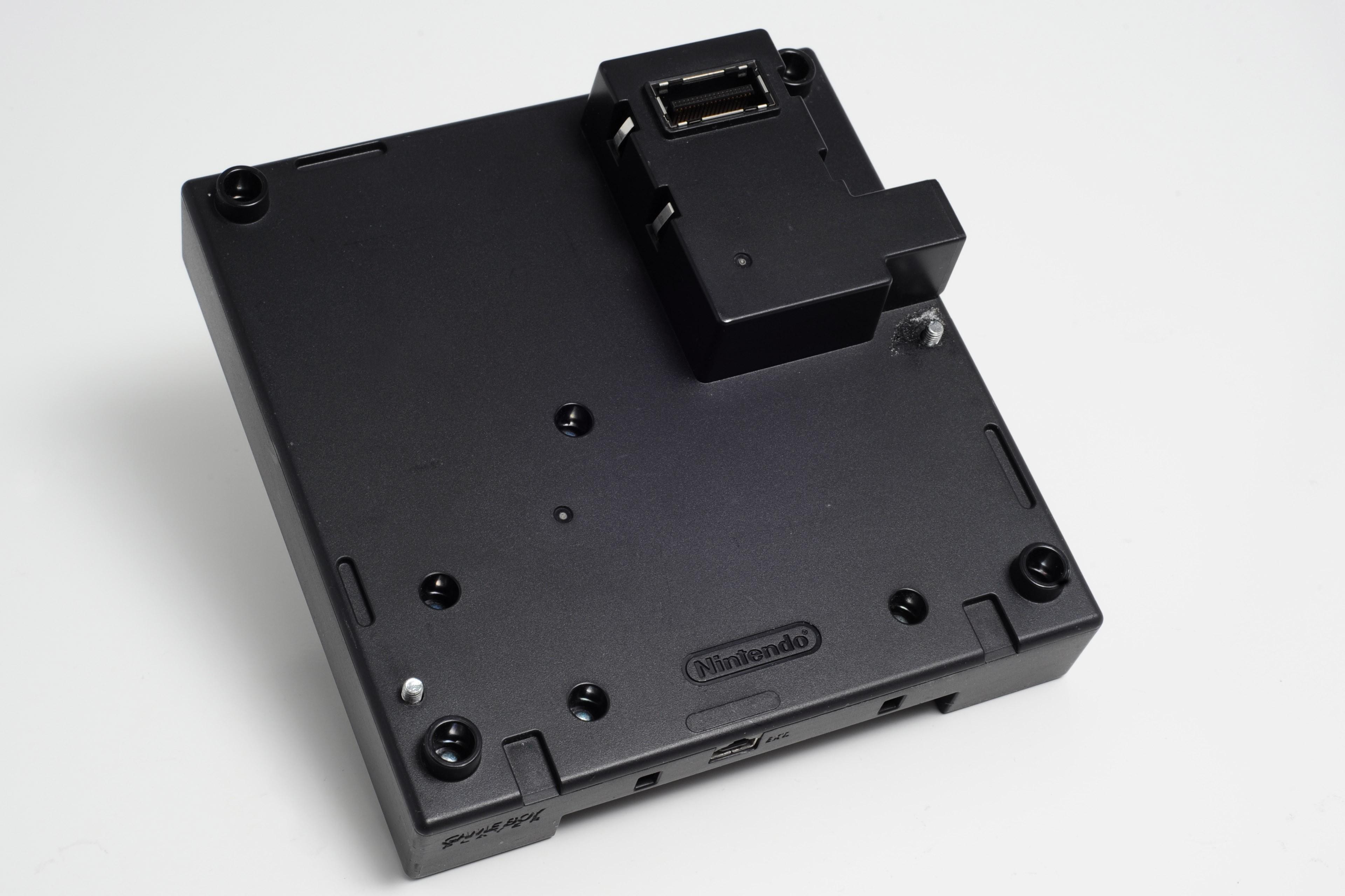 GameBoy Player original Nintendo sans le disque de démarrage