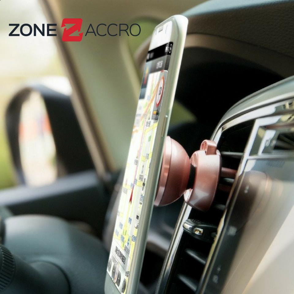 Support cellulaire magnétique pour automobile