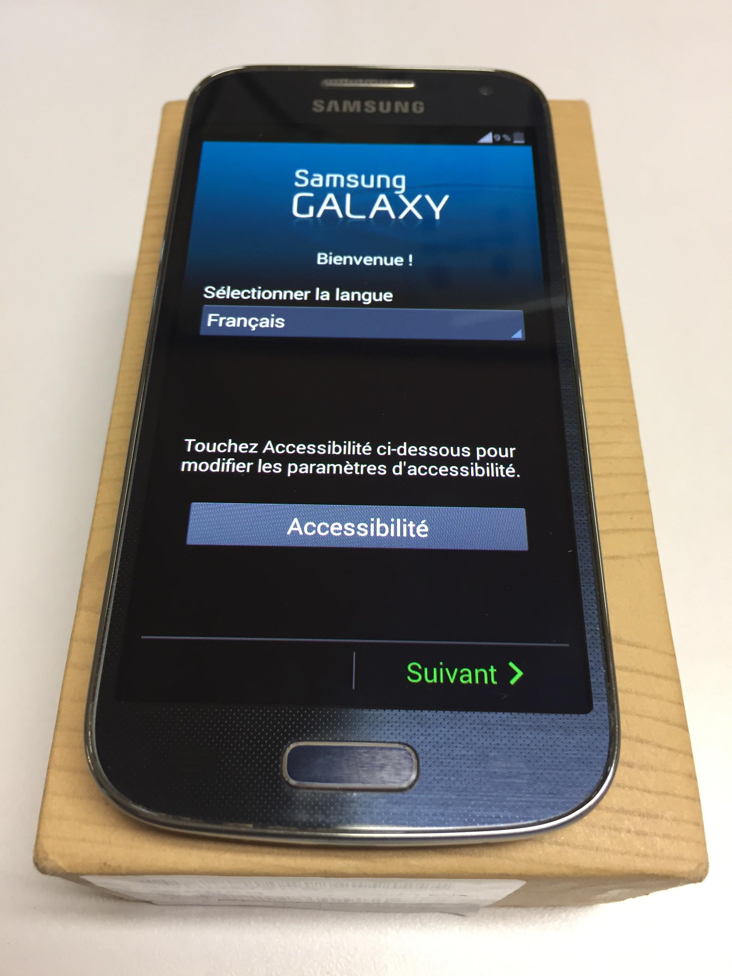 Samsung Galaxy S4 Mini - Bell