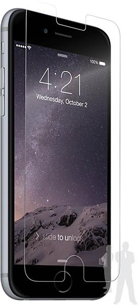 Protecteur d'écran en verre trempé pour iPhone 6+/6s+