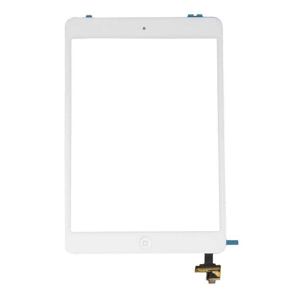 Vitre iPad Mini Blanc