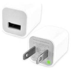 Chargeur USB murale pour iPhone et iPod