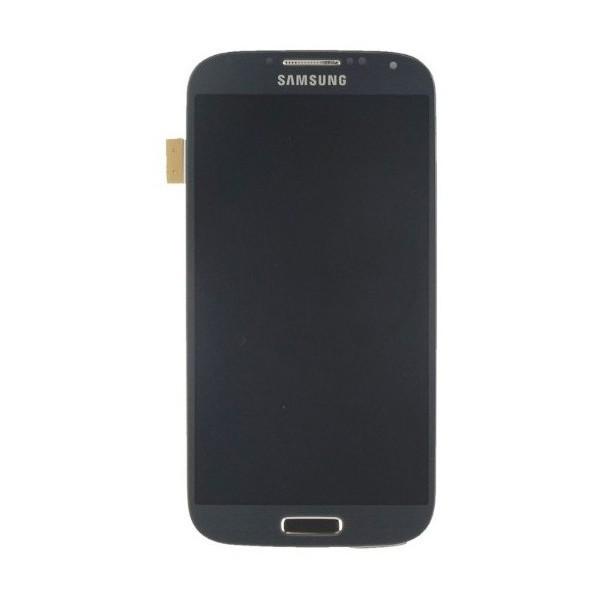 ÉCRAN - LCD + VITRE TACTILE | Samsung Galaxy S4 (BLEU)