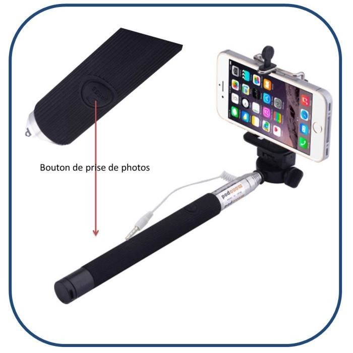 Selfie Stick Telescopic Monopod