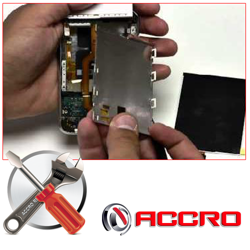 Service de réparation iPod
