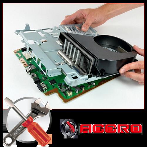 Service de réparation PS3