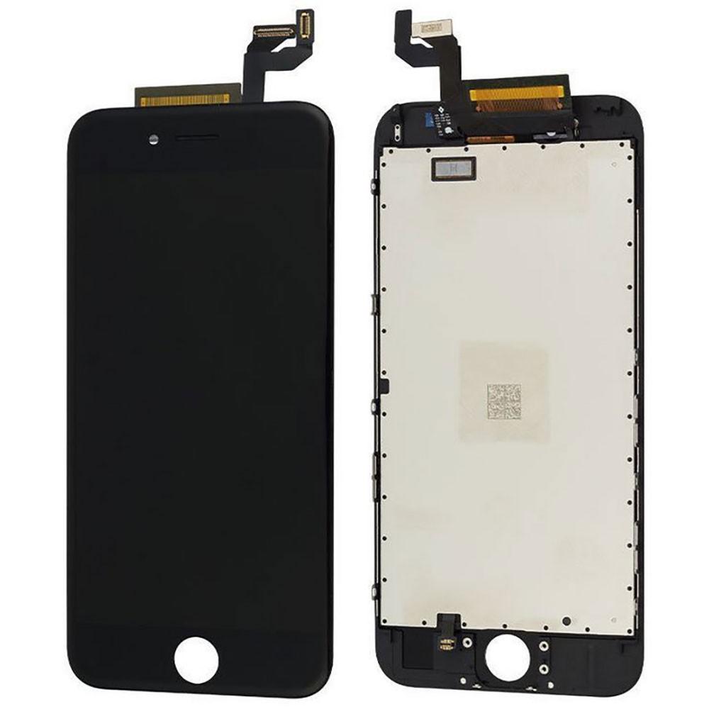ÉCRAN - LCD + VITRE TACTILE | IPHONE 6s (NOIR)