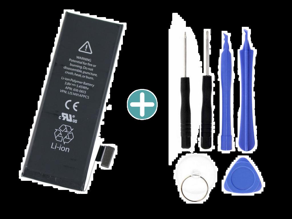 Kit Batterie + outils pour iPhone 5
