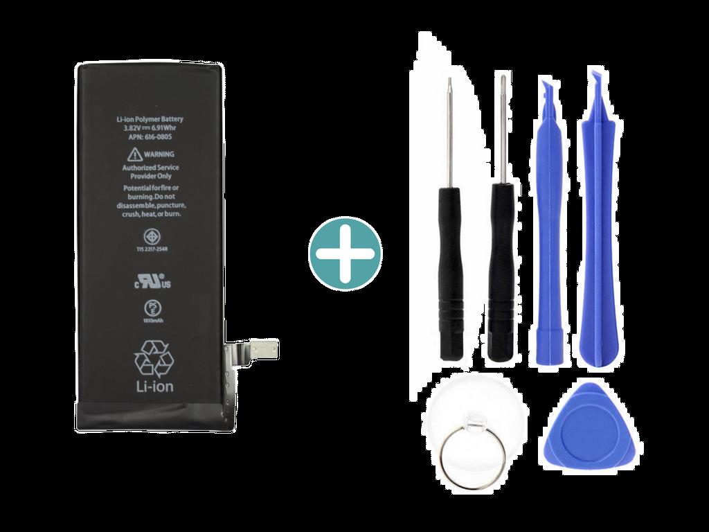 Kit Batterie + outils pour iPhone 6