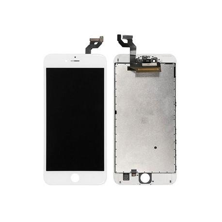 ÉCRAN - LCD + VITRE TACTILE | IPHONE 6s (BLANC)