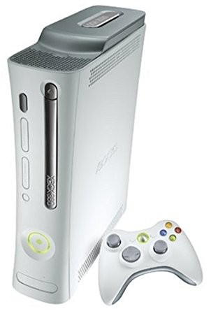 MICROSOFT XBOX 360 Fat - 20Gb