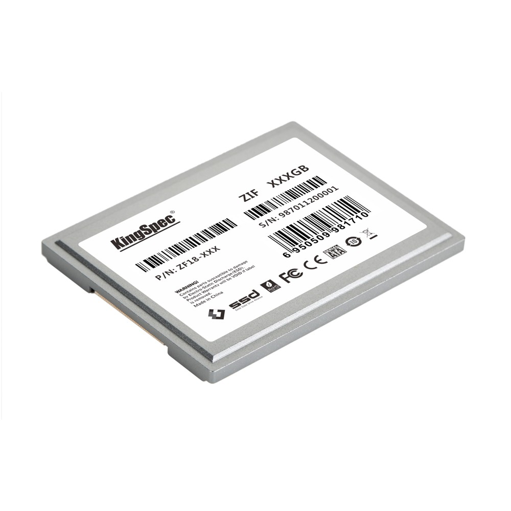 "Disque dur SSD / Hard Disc - 1.8"" 5mm ZIF - 128GB"