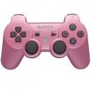 Manette contrôleur PlayStation 3, Rose , dual shock , remise à neuf